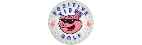 positive vibes golf